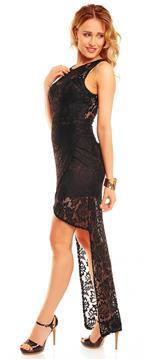 f58dd970c Shop: Radost, internetový butik. Černé dlouhé krajkové šaty ...